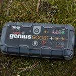 How to use and charge a portable jump starter?