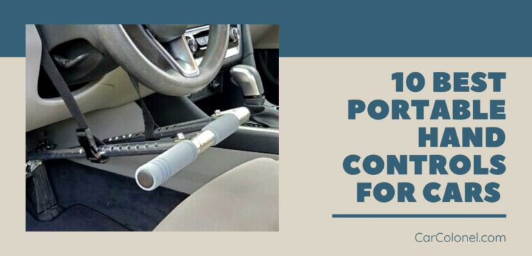 best hand controls for cars