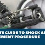 shock absorber replacement procedure