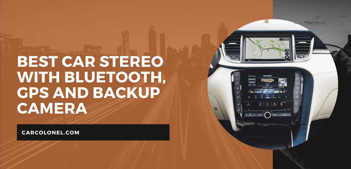 best bluetooth car stereo