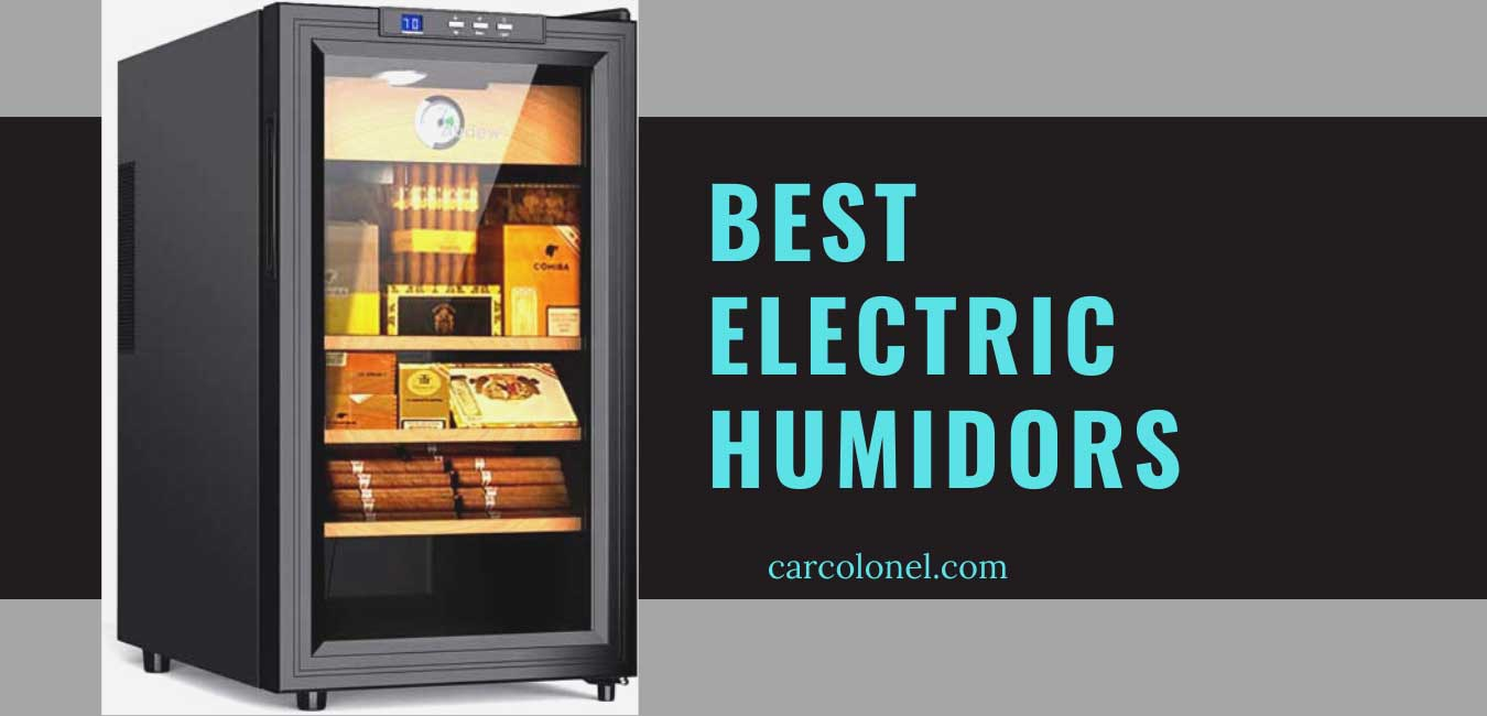 best electric humidors