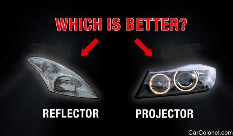 Projector vs. Reflector headlights